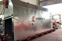 "LLC ""KZ Energetik"" has successfully realized large project in the shortest time."